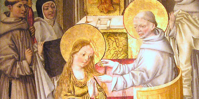 St. Clare: Feast day: Aug. 11