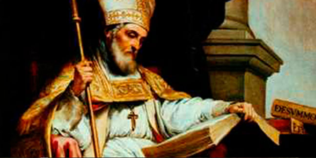 St. Isidore of Seville, patron saint of the internet, remembered on April 4