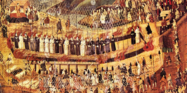 St. Paul Miki and the 26 Martyrs of Japan, feast day Feb. 6