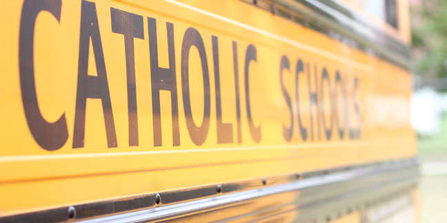 Diocese of Charlotte high schools recognized for AP achievement
